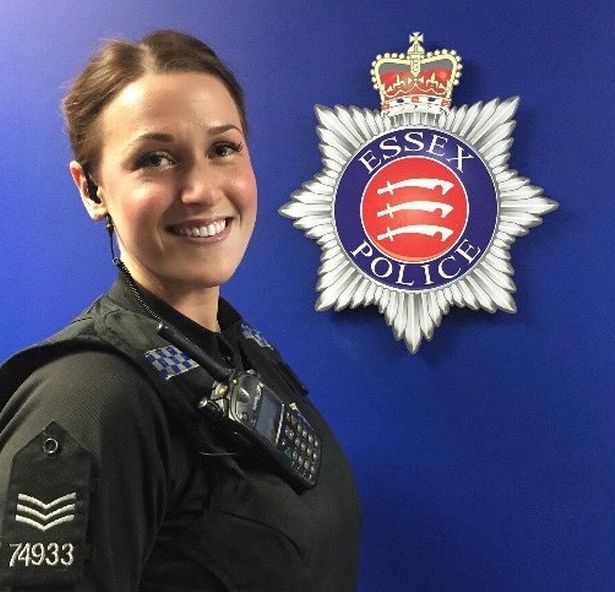 Britains Sexiest Police Officers Selfie Is Turning People Into Criminals PAY HOT COPS7