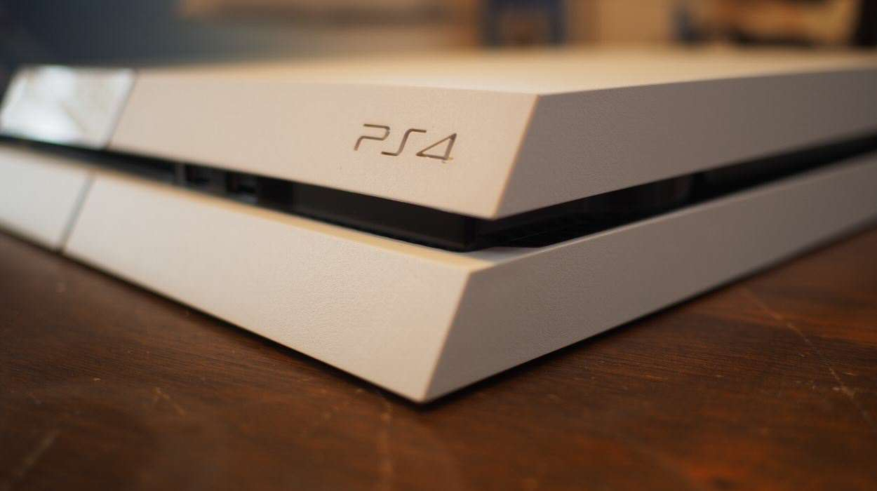 PS4K Could Be Coming Much Sooner Than Expected PS4 white