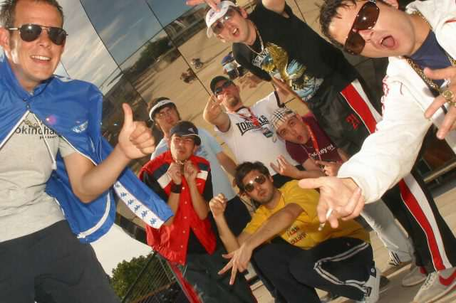 Rapper From Goldie Lookin Chain Finds Fairies On Morning Walk SWNS FAIRY 08 640x426