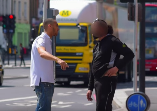 YouTube Pranksters Joke Massively Backfires As Victim Threatens Him With Knife Screen Shot 2016 06 04 at 14.08.32