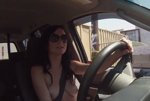 Porn Star Visits McDonalds Drive Thrus Topless, Because Why Not? Screen Shot 2016 06 10 at 13.26.39