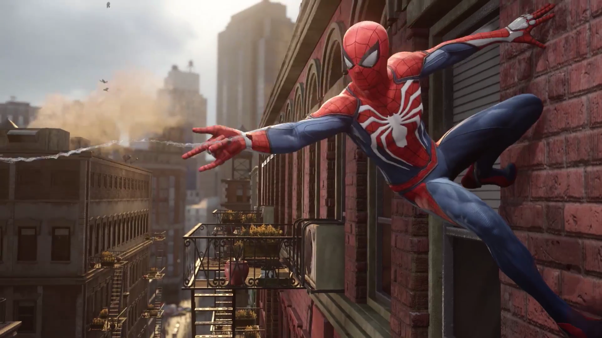 Spider Man Game Coming From Ratchet & Clank Devs Screenshot 2016 06 13 22.16.14
