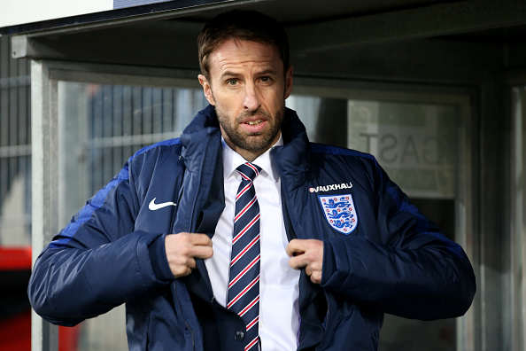 Wengers Stay At Arsenal Plunged Into Doubt After Sensational FA Approach? Southgate England Getty