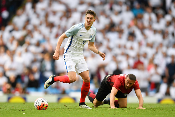 Arsenal Fans Gutted As Another Legend Leaves For Man City Stones England Getty