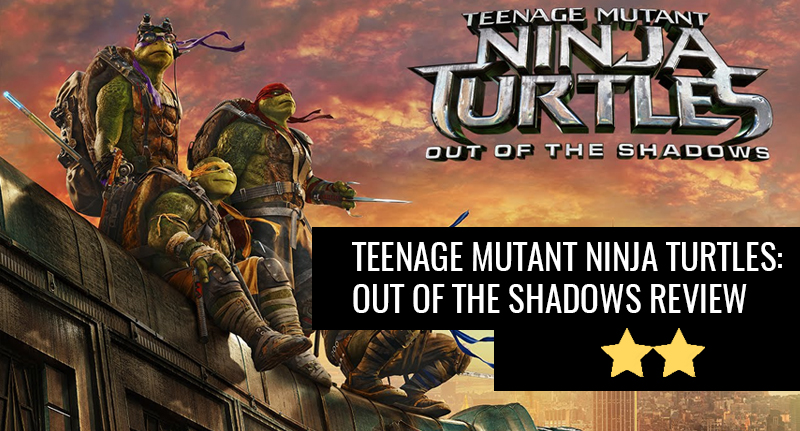 Teenage Mutant Ninja Turtles: Out Of The Shadows Should Have Stayed Hidden TMNT thumb