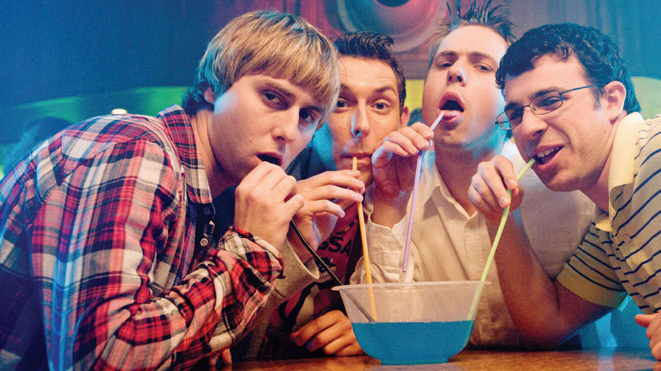 Inbetweeners Stars And Writer Set To Launch New Sitcom The Inbetweeners Movie DI