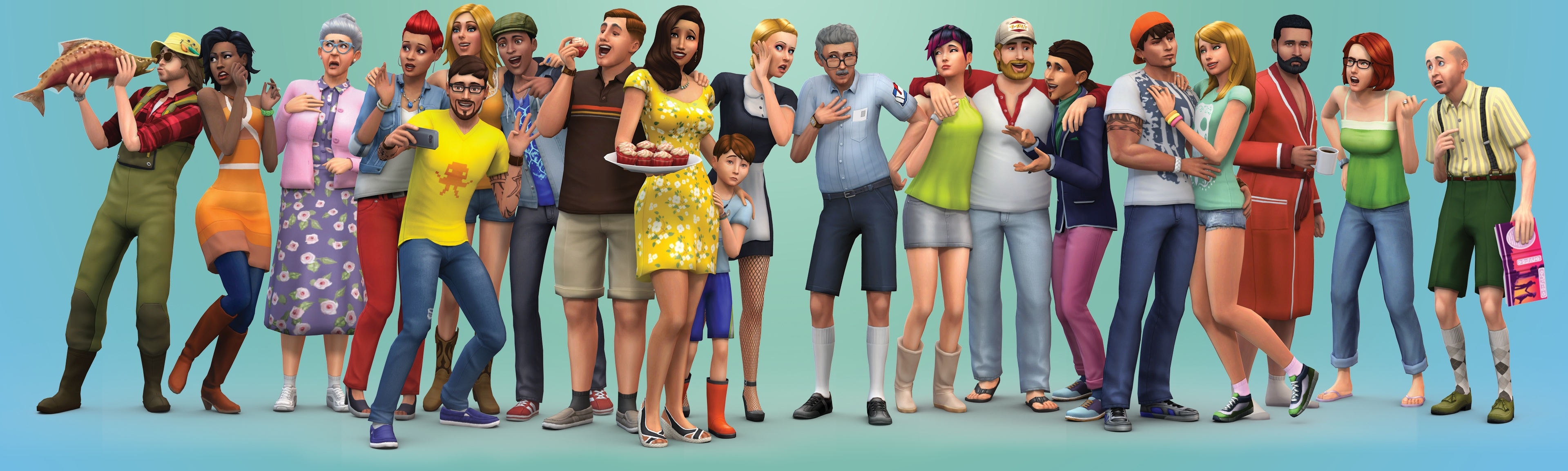 The Sims 4 Gets Flexible New Gender Customization Options The Sims 4 The Sims are back