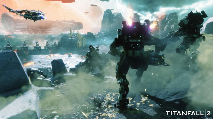 Check Out Trailers For Titanfall 2 Campaign and Multiplayer Modes Titanfall 2 WM A 720x405