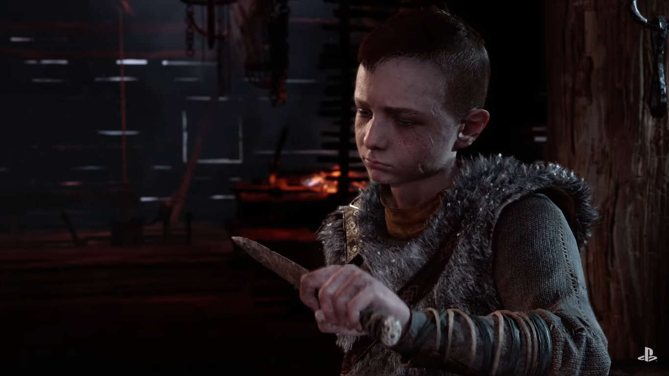 Loads Of New God Of War 4 Info, Setting And Gameplay Explained Untitled 1 4