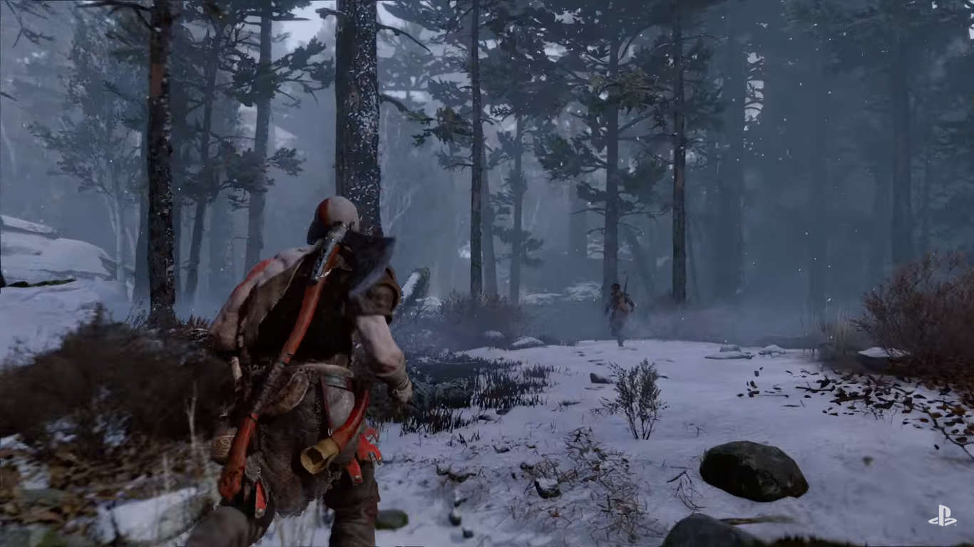 Loads Of New God Of War 4 Info, Setting And Gameplay Explained Untitled 1 5