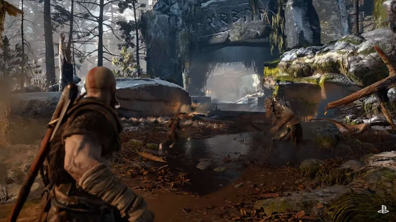 Loads Of New God Of War 4 Info, Setting And Gameplay Explained Untitled 1 6