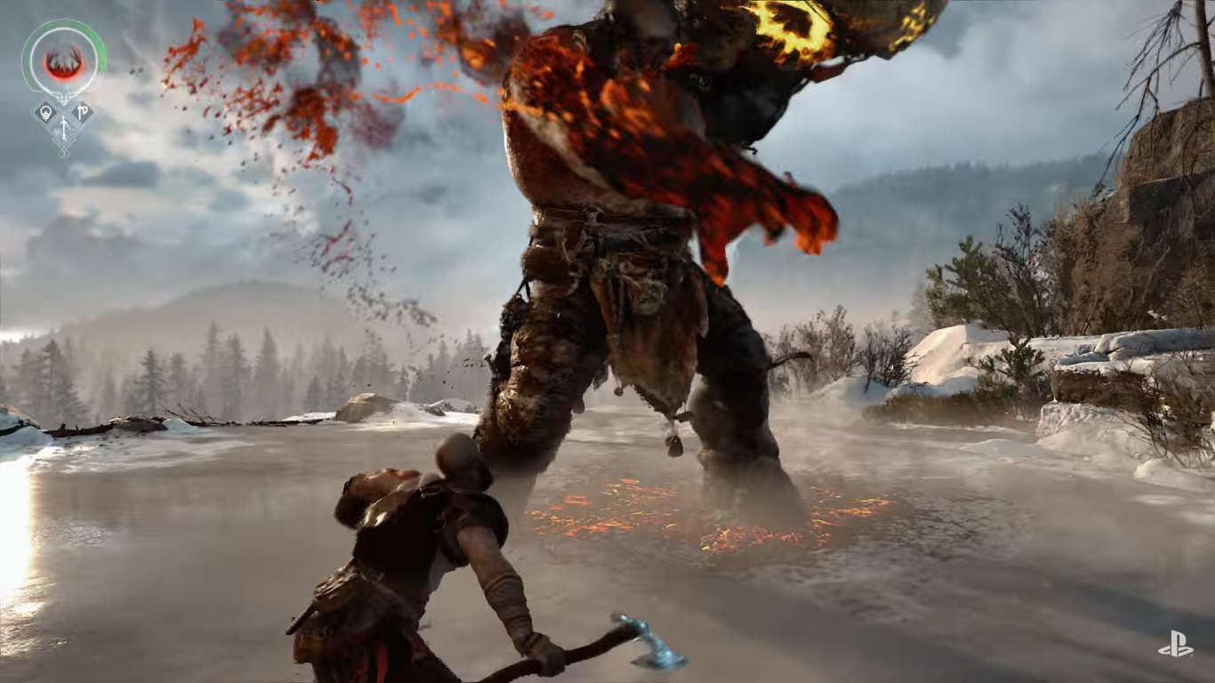 Loads Of New God Of War 4 Info, Setting And Gameplay Explained Untitled 1 7