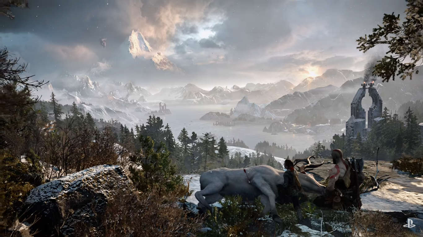 Loads Of New God Of War 4 Info, Setting And Gameplay Explained Untitled 1 8
