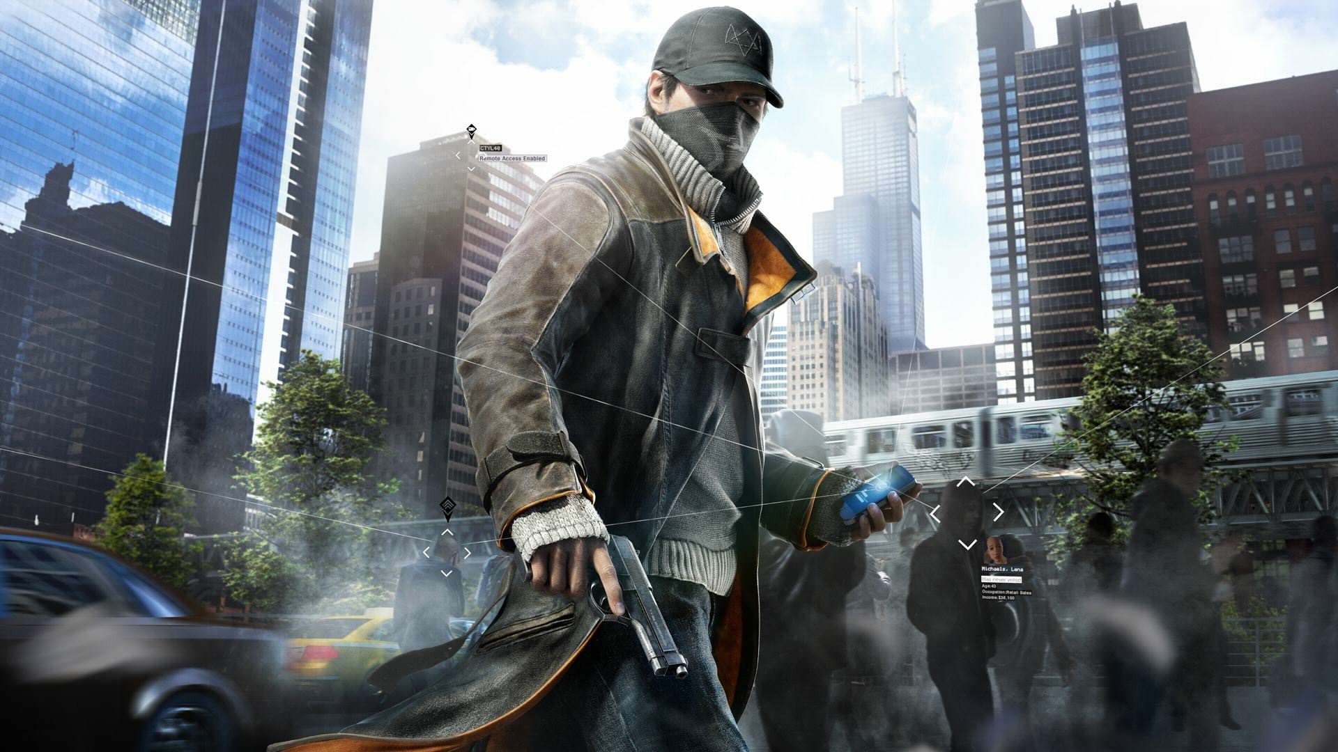 Check Out Ubisofts Watch Dogs 2 Livestream Event Here WD2