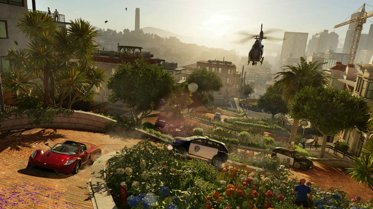 Watch Dogs 2 Livestream Reveals Tons Of New Story And Gameplay Details WD2  SC3 Ann LombardChase