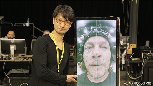 Kojima Posts Behind The Scenes Footage Of Death Stranding WORKS CONT 07 2.0