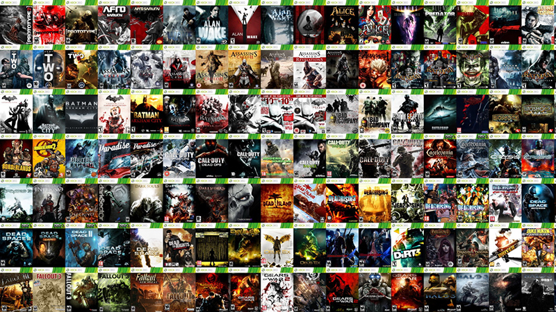 Xbox One Gets Eight More Backwards Compatible Games Xbox 360 Backwards Compatibility Games we need first