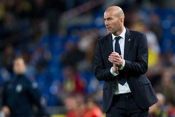 Brexit Could Help Man United Land Real Madrid Star Zidane Getty 2