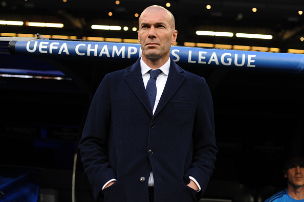 Zidane getty
