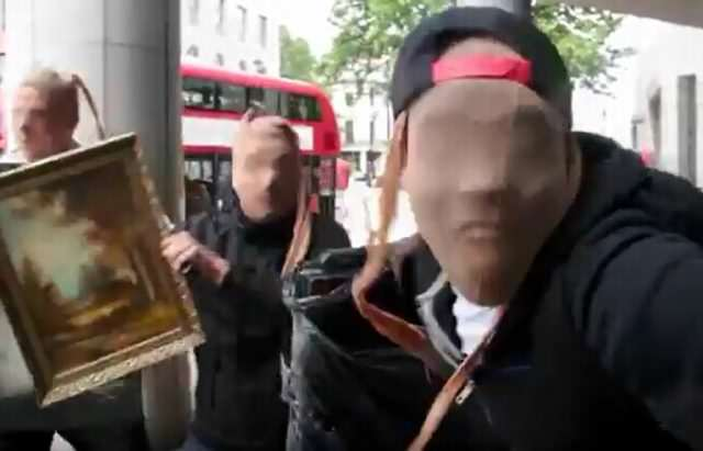 These Criminals Got Caught Out After Bragging On Social Media ad206378906pic shows video 640x411