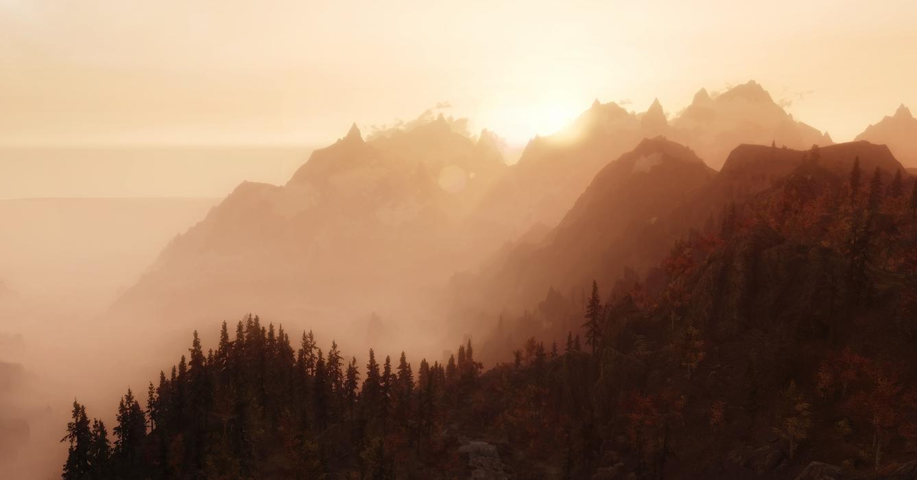 Skyrim Looks Absolutely Gorgeous In These 2016 Mods bStzwrc