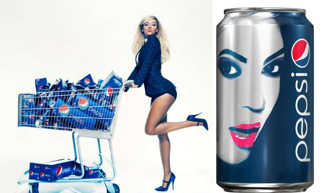 Heres How Beyonce Is Making Kids Fat beyonce pepsi1