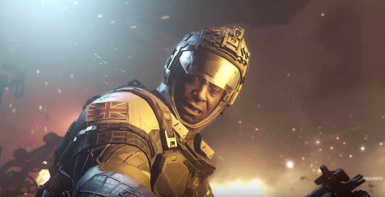 Activision Boss Speaks Out About Call Of Duty Hate call of duty infinite warfare1