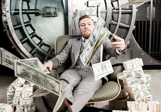 Conor McGregor May Seek Share Of UFC As Retirement Tweet Beef Continues cmc1