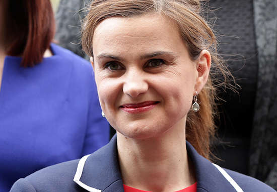 Tory Councillor In Serious Trouble Over Offensive Comments About Jo Cox cox1 2 3