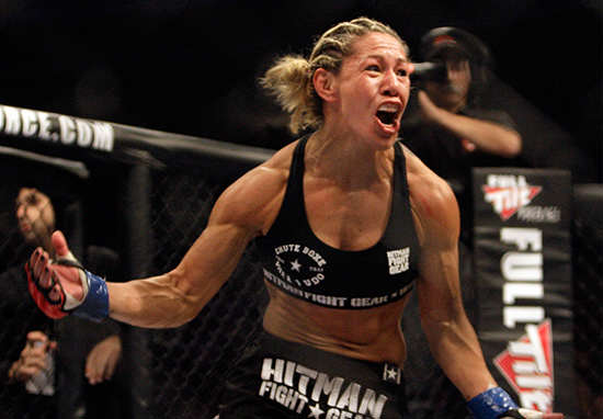 UFC Star Says She Can Be The One To Beat Cris Cyborg Justino cyborg1