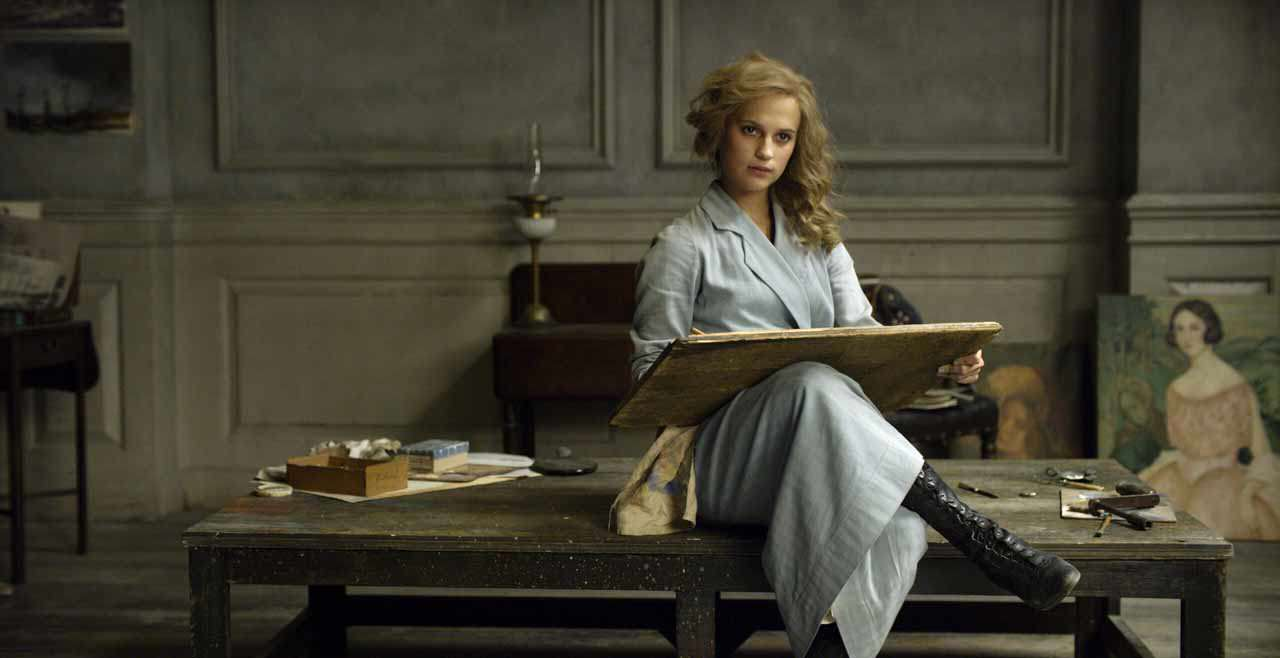 Tomb Raider Actress Alicia Vikander Speaks Out About Her New Role danishgirl0002 0