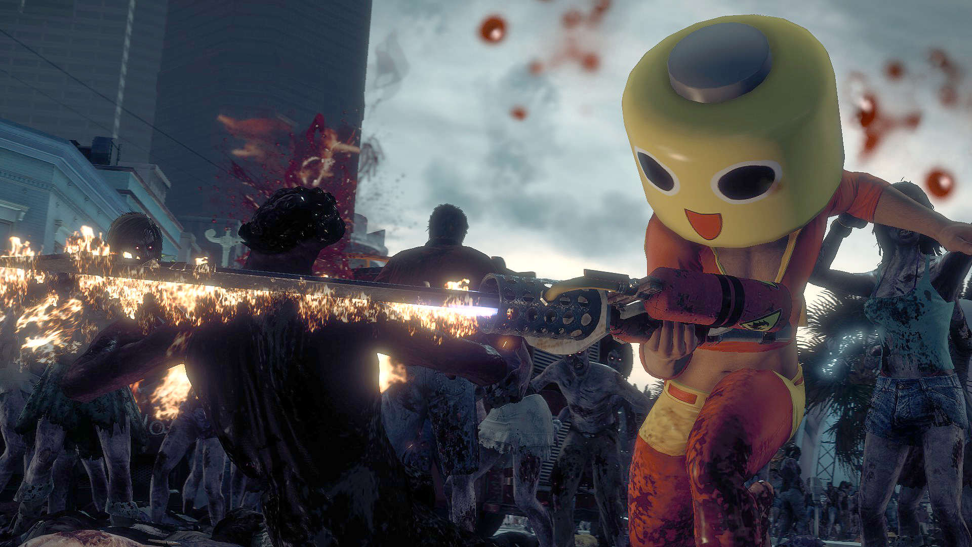 New Leak Suggests Dead Rising 4 To Be Announced At E3 dead rising 3 flame sword 100412196 orig