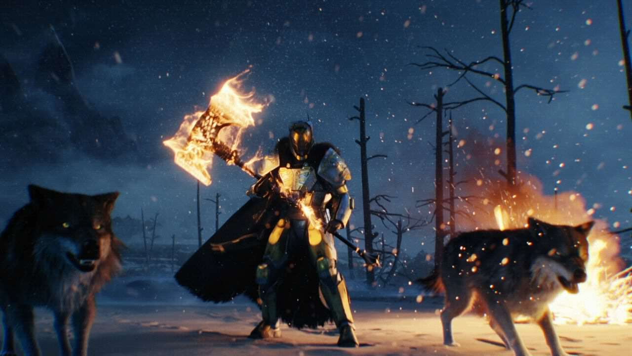 Bungie Officially Announce Destiny Rise Of Iron Expansion destiny rise of iron.0.0