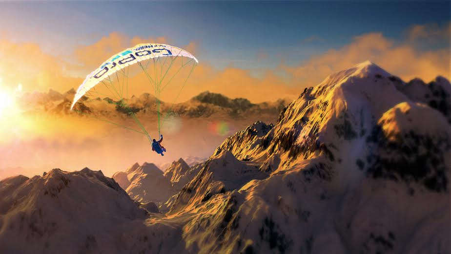 Extreme Sports Game Steep Announced By Ubisoft download 3