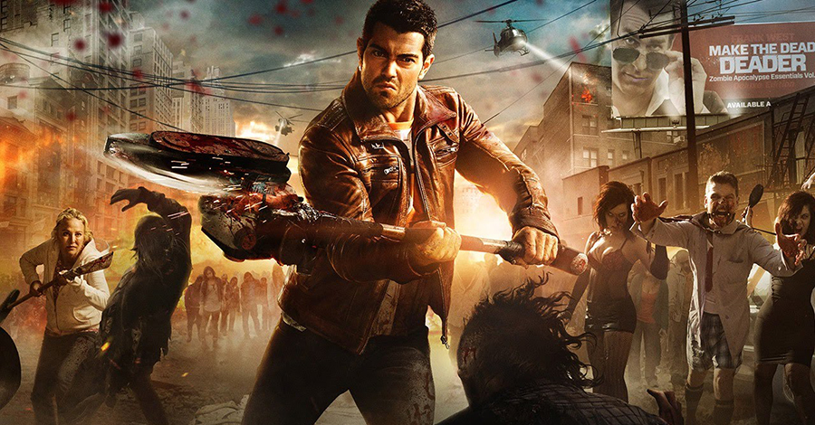 New Dead Rising Movie Gets Debut Trailer And Poster dr social