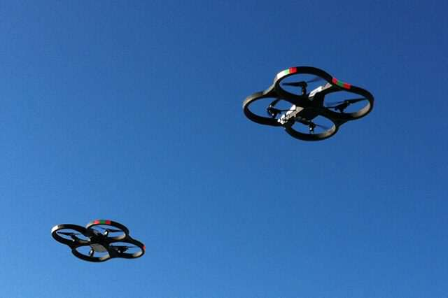 British Children Are Aiming For Careers In Technology, Says Study droneFaceThumb 640x426