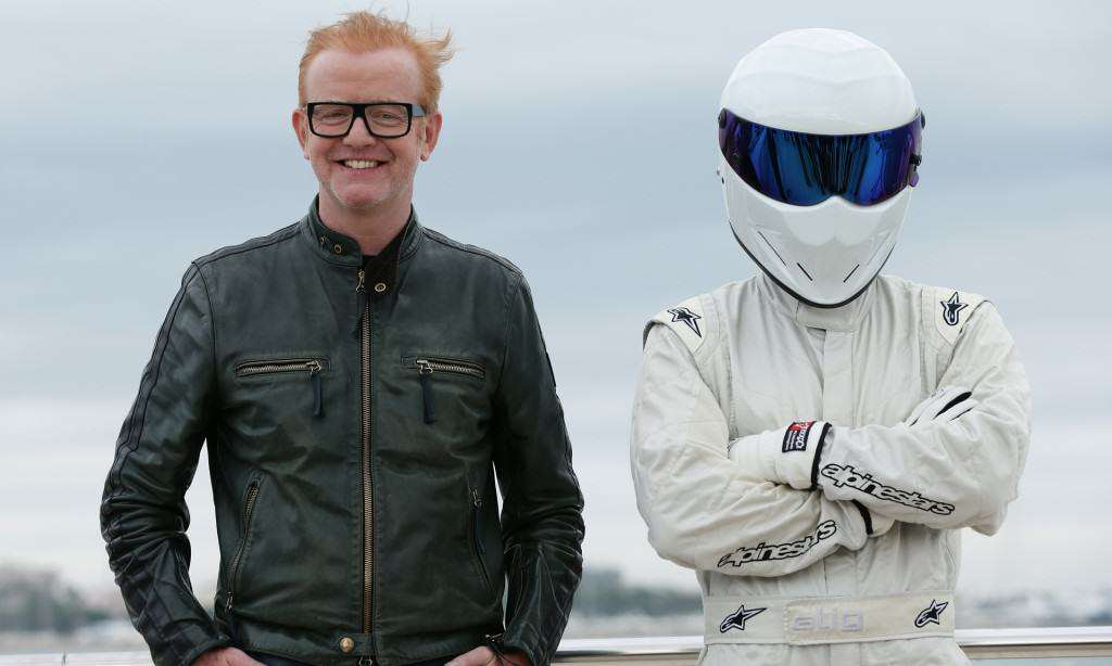 Top Gear Fans Have Already Found A Replacement For Chris Evans evans top gear 1