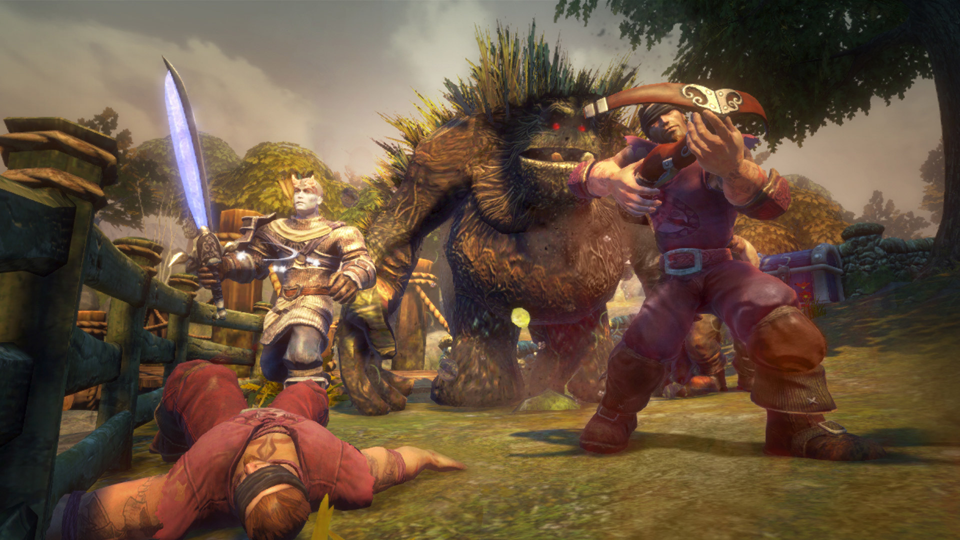 Ex Lionhead Devs Planning New Fable Game With A Twist fable anniversary big screen 1