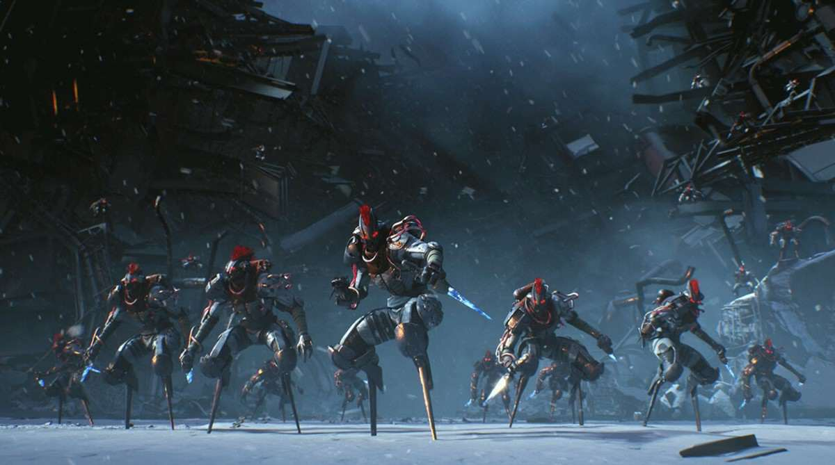 Bungie Officially Announce Destiny Rise Of Iron Expansion fallen destiny rise of iron 1200x669