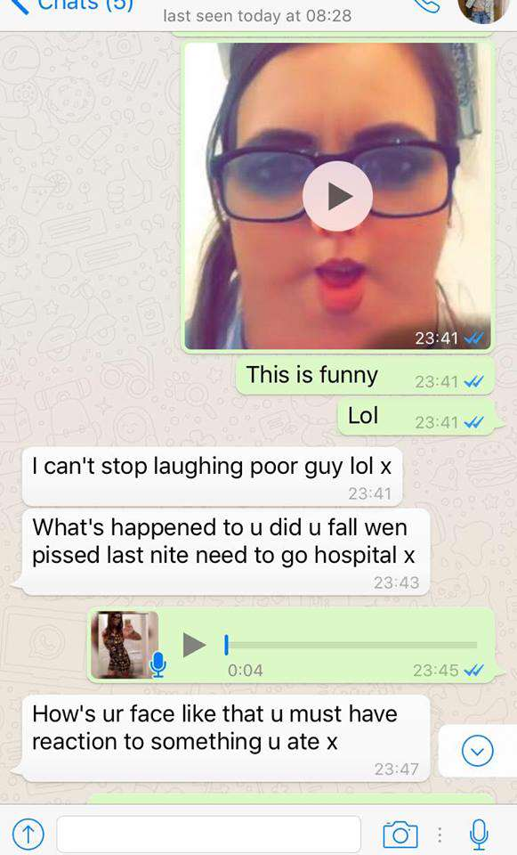 Mum Thought Daughter Had Been Poisoned After Seeing This Snapchat Video fb 1 1