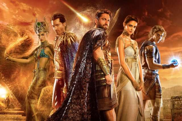 Gods Of Egypt: Less Than Divine, More A Trip To Hell gods of egypt 640x426