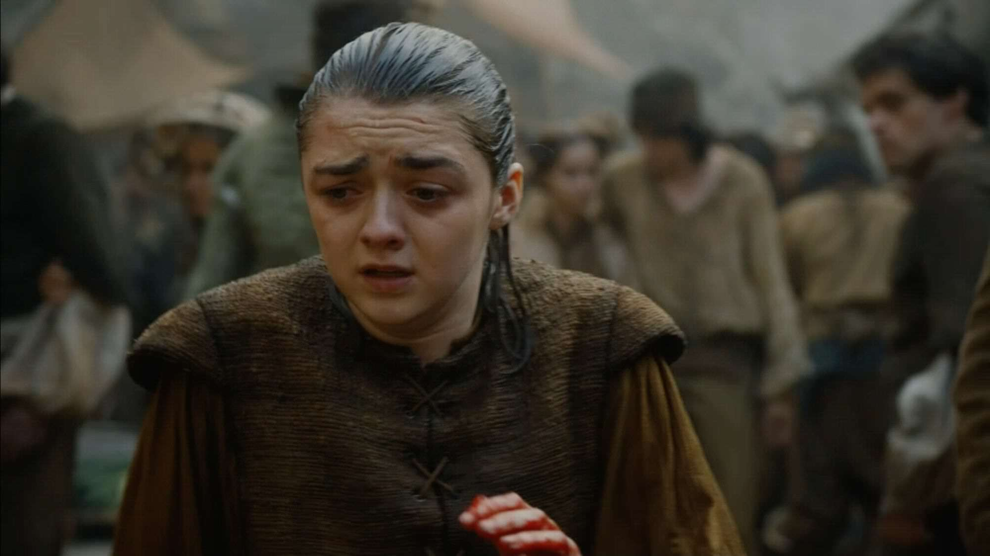 Theres Yet Another Theory About That Game Of Thrones Arya Scene got 1