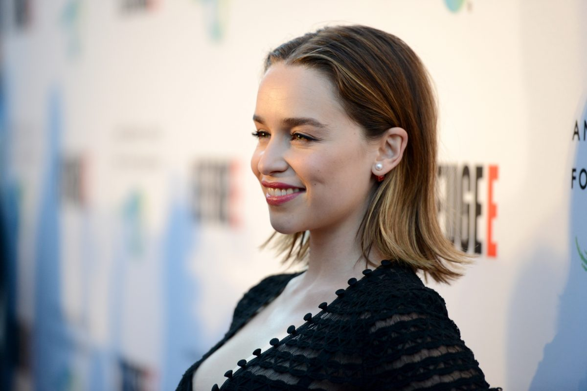Emilia Clarke Says Her Ideal Man Has A Dad Bod