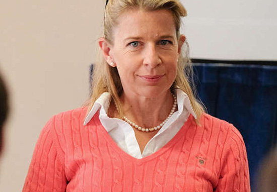 Katie Hopkins Weighs Into Harambe Gorilla Debate With Typically Offensive Opinion hopkins web