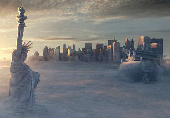 Ice Age Could Be On The Cards As Sun Has 'Gone Blank' ice age web thumb 1