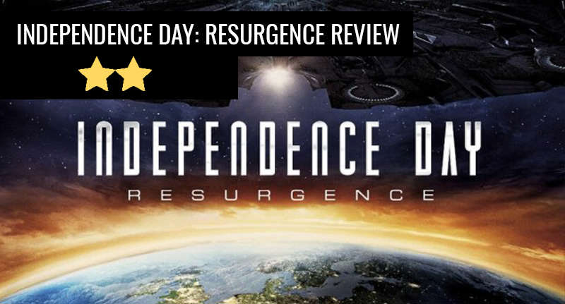 Independence Day: Resurgence Not Quite As Bad As Brexit in4 review