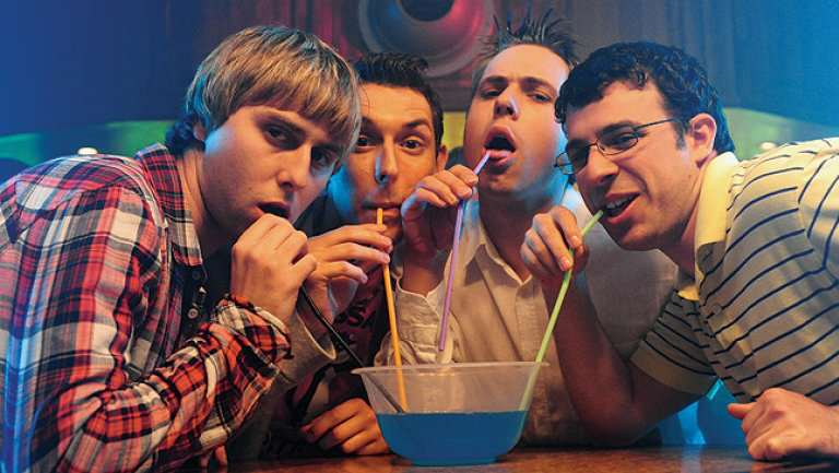 Heres What Happens To Your Body When You Exercise After Drinking inbetweeners a