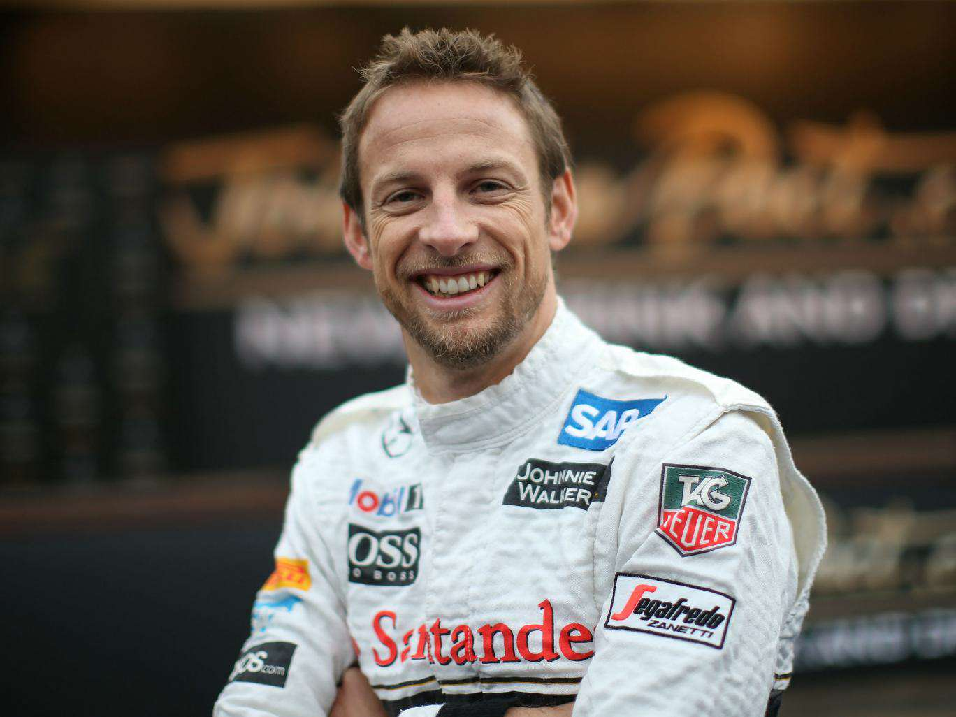 Top Gear Fans Have Already Found A Replacement For Chris Evans jenson button