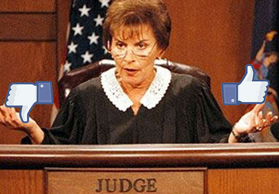 These Criminals Got Caught Out After Bragging On Social Media judge judy featured