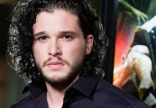 Kit Harrington Shaved His Beard Off And Now Winter Is Coming kit harrington beard wt